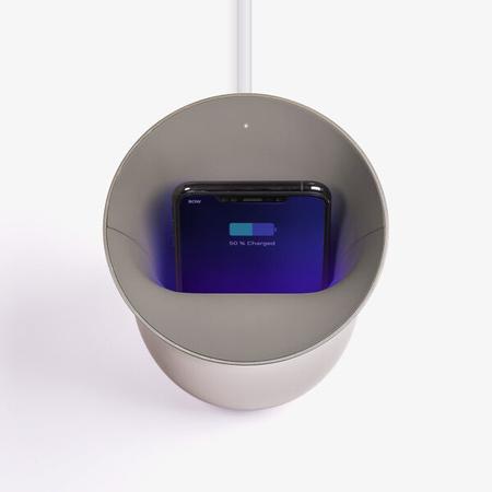Lexon Oblio w. UV Sanitizer Wireless Charger