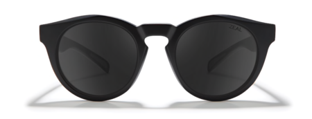 Zeal Crowley Sunglasses - Matte Black