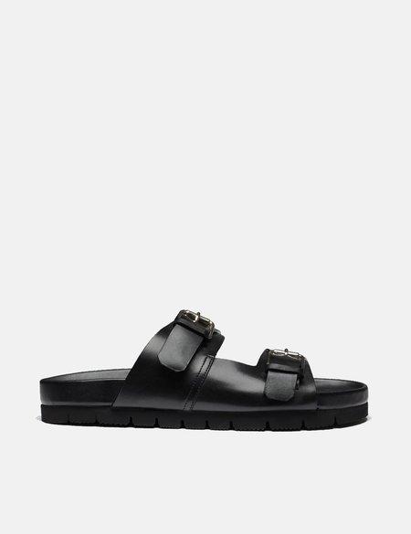 Grenson Florin Leather Sandal - Black