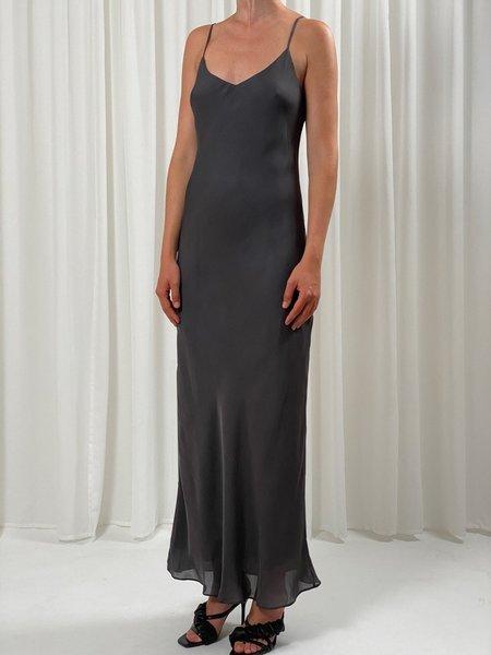 BIRGITTE HERSKIND Kira Slip Dress - Earth