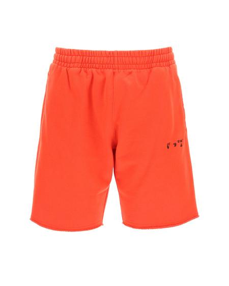 Off-White Shorts - Orange