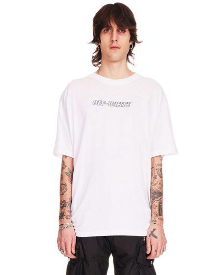 Off-White Pascal Print T-shirt - white