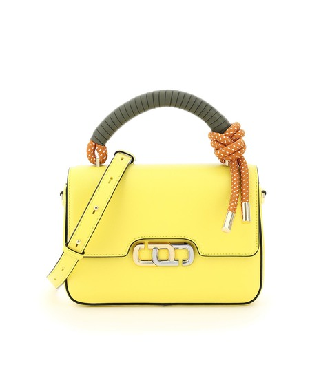 Marc Jacobs The J Link Leather Bag - Yellow