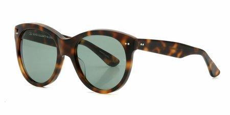 Oliver Goldsmith Manhattan eyewear - DARK TORTOISESHELL