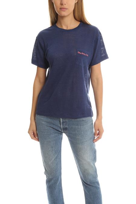 Banner Day Friday, Saturday, Sunday T-Shirt - Navy