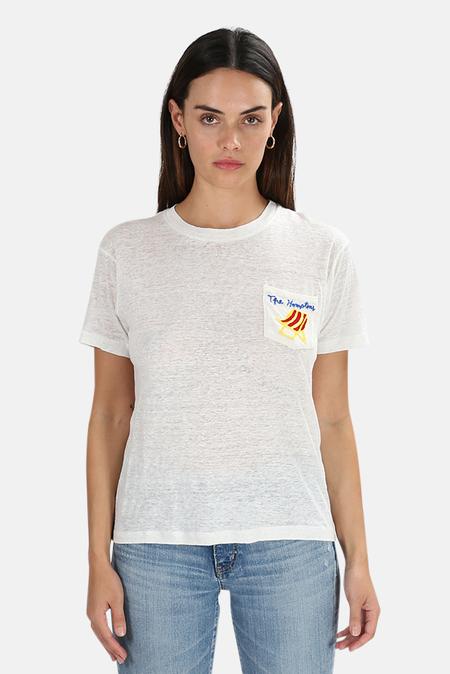 Banner Day Hamptons Graphic T-Shirt - White