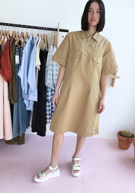 YMC Harvest Dress- Sand