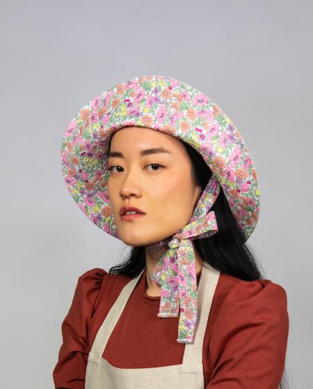 Rightful Owner The Simple Bridgette Sun Hat