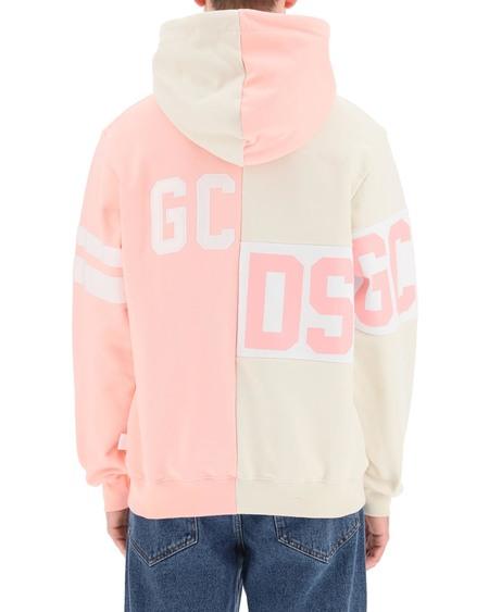 GCDS Logo Mix Hoodie - Multicolor