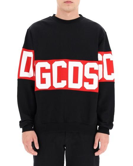 GCDS Logo Band Sweatshirt - Multicolor