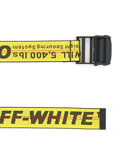 Off-White Classic Industrial Belt - Multicolor