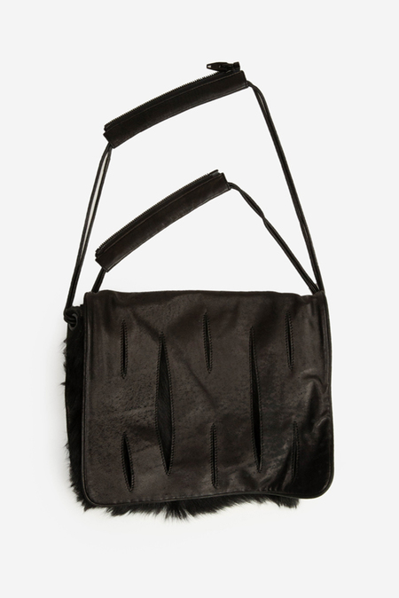 Alexander Wang Sasha Flap Bag - Black