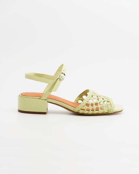 Naguisa Maar Sandals - Green