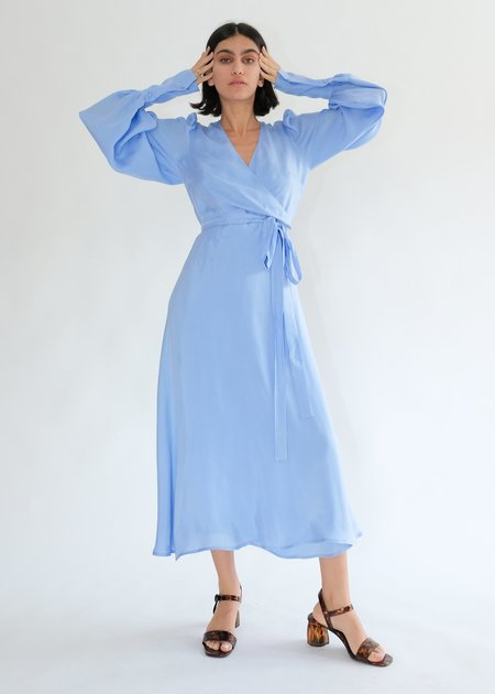 OhSevenDays Ruth Dress - Perwinkle