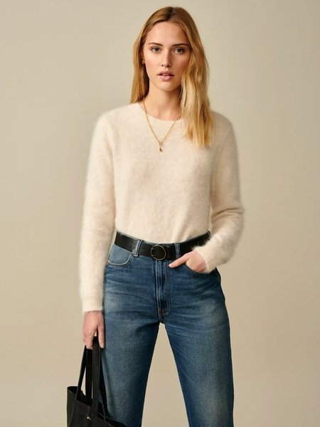 Bellerose Datti Knit Sweater - Parchment