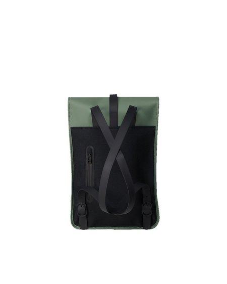 Unisex Rains Mochila Backpack Mini - Olive