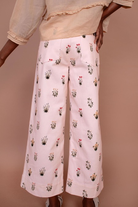 Meadows Hana Primavera Jeans - Pale pink