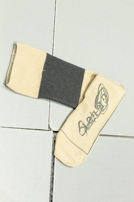 GR10K Viper Stack Socks - Sand
