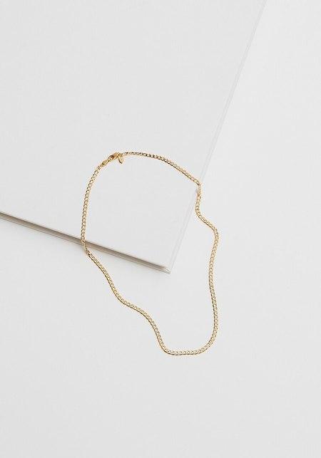 Maria Black Saffi 43 Necklace - Gold