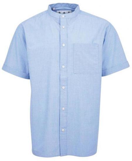 Barbour Blindrock Shirt - Blue/White Label