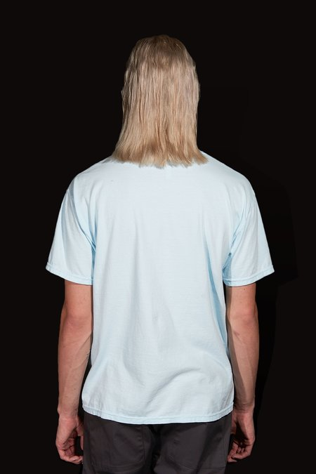 The Celect Dead Head T-Shirt - Chambray