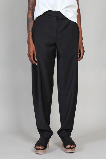 Tibi Sculpted Trouser - Black