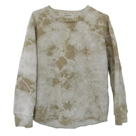 kids Nico Nico Child Lance Splash Dye T-shirt - Tie Dye Beige