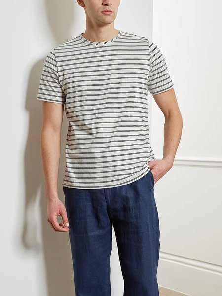 Oliver Spencer Conduit T-Shirt - Asham Oatmeal