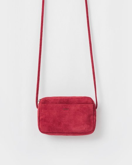 Baggu Mini Purse Ruby