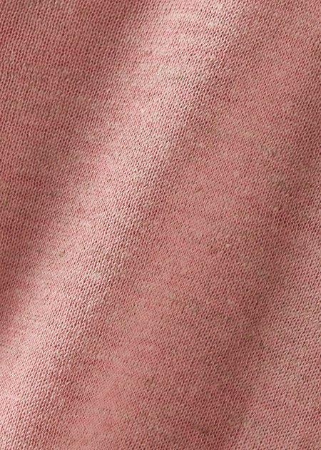 Kids Caramel Alabone Cardigan - Peony Pink