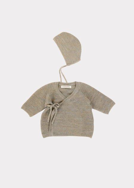 Kids Caramel Angelfish Baby Gifting Set - Taupe