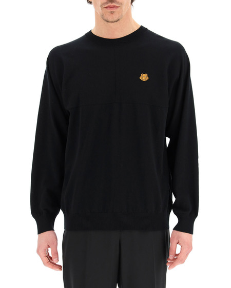 Kenzo Tiger Patch Sweater