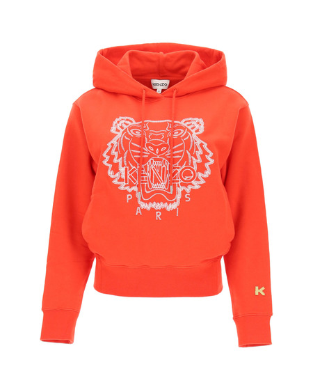 Kenzo Hoodie with Embroidery