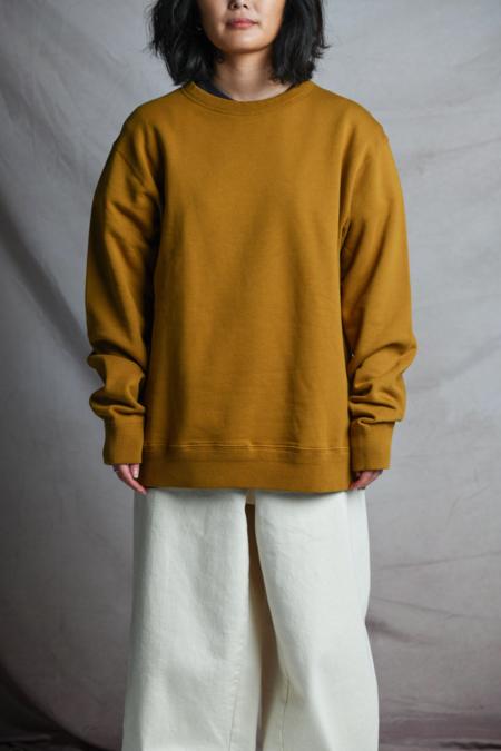 Lady White Co. '44 Fleece sweater - Tobacco