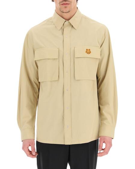 Kenzo Shirt with Pockets - Beige