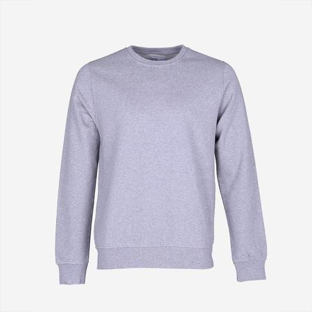 Colorful Standard Classic Organic Crew Sweatshirt - Heather Grey