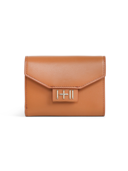 Dylan Kain The Helena Wallet -  Tan Light Gold
