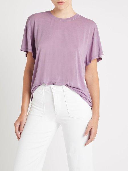 IRO Pozo T-shirt - Vintage Purple