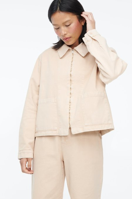 Lacausa Tristan Jacket - Toast
