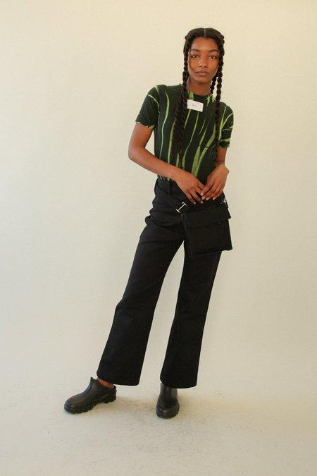 KkCo The Bag Twill Pant - Black