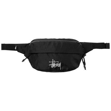 Stussy Diamond Waist Pack - Black