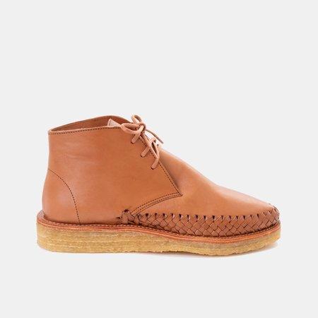 TheCanoShoe Gabriel Desert Boot - Cognac