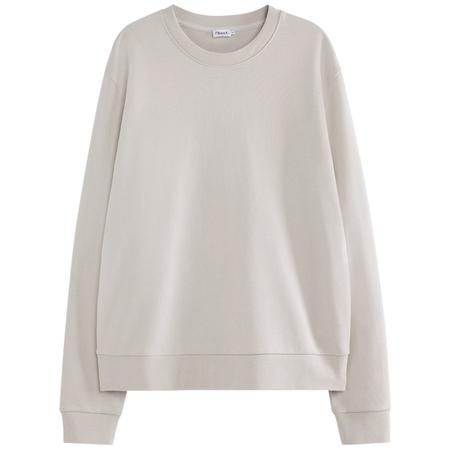 Filippa K gustaf sweatshirt - Vanilla Ivory