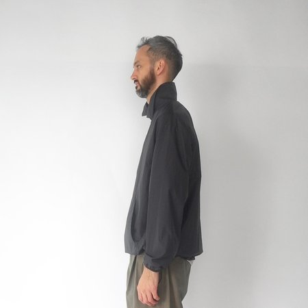 Still By Hand Packable Anorak - Black