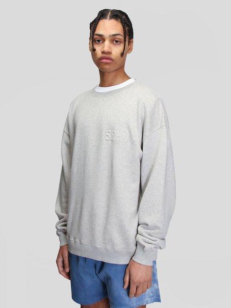 Schnayderman's Boxy SCH! Sweatshirt - Grey Melange