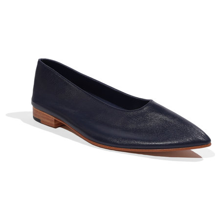 Martiniano Party Flat - Navy