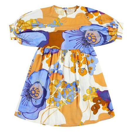 Kids Morley Nael Dress - Samson Lavender Floral Print
