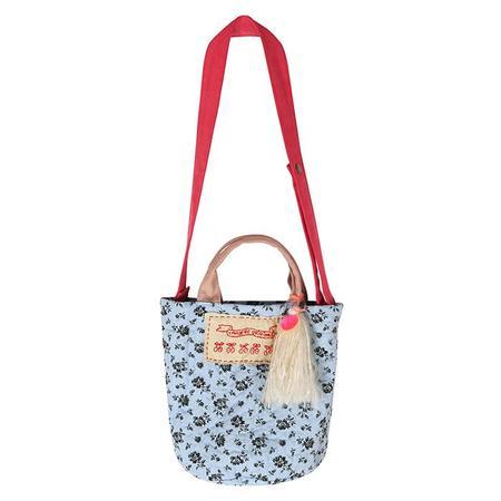 Kids Tambere Baron Floral Bag - Blue