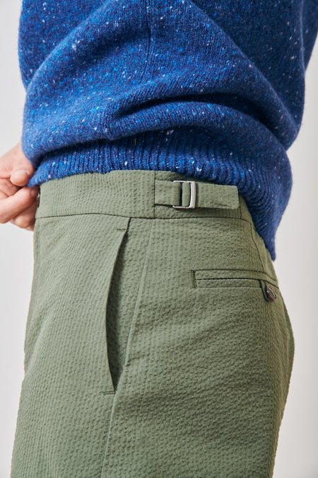A Kind of Guise Pencil Pants - BEIGE