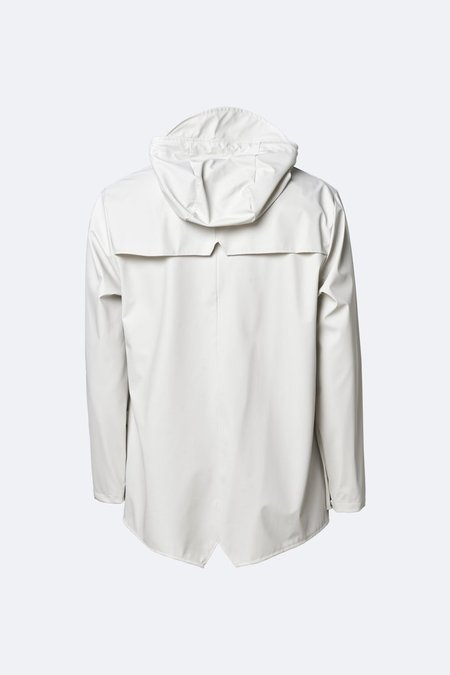 Unisex Rains Impermeabile Antipioggia - Off White